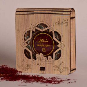 باکس چوبی هدیه